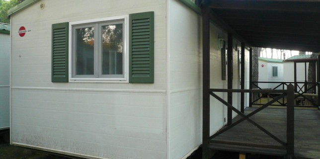 Casa mobile Burstner mod. Sezane 2010